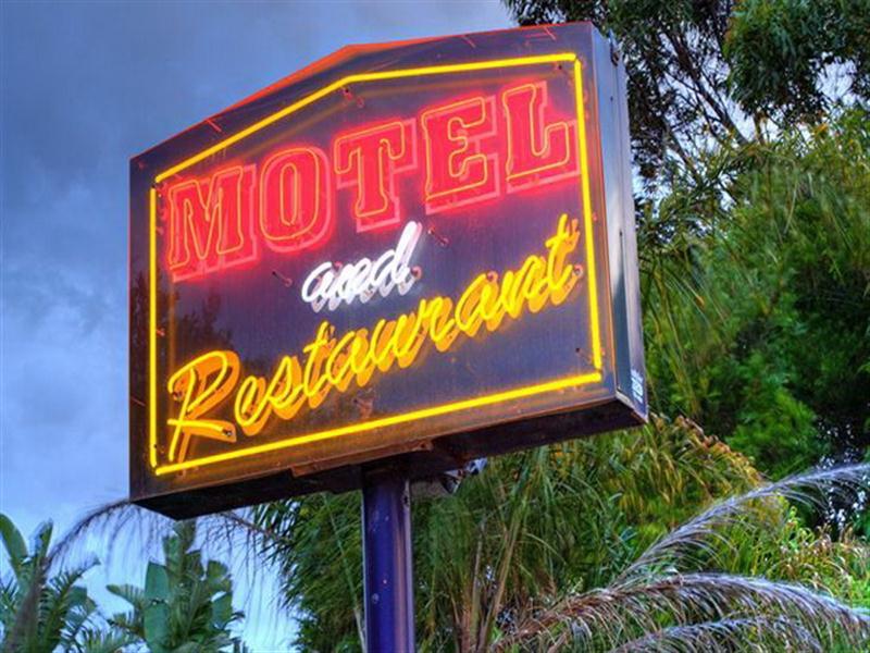 Grange on Farrelly Motel