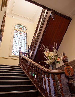 Dukes Inn Staircase -63